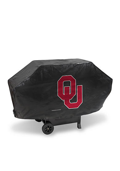Rico Industries Oklahoma Sooners Deluxe Grill Cover