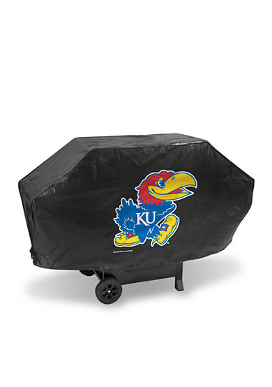 Rico Industries Kansas Jayhawks Deluxe Grill Cover