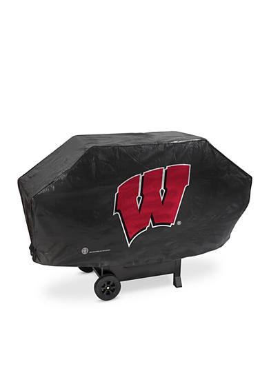 Rico Industries Wisconsin Badgers Deluxe Grill Cover