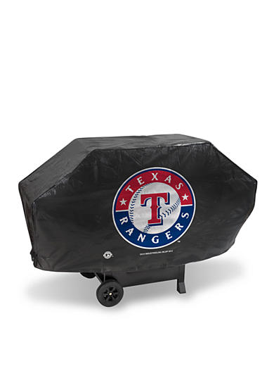 Rico Industries Texas Rangers Deluxe Grill Cover