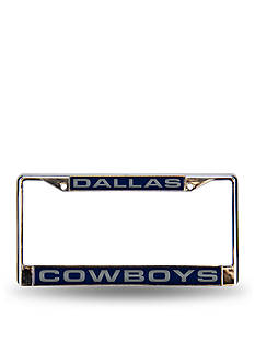 Rico Industries Dallas Cowboys Blue Chrome License Frame-Online Only