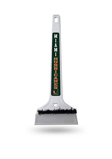 Rico Industries Miami Hurricanes Ice Scraper
