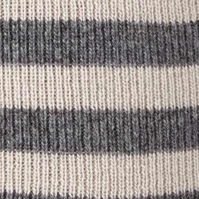 Original Penguin: Eiffel Tower Original Penguin Striped Knit Beanie Cap