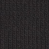 Original Penguin: Black Original Penguin Solid Knit Scarf
