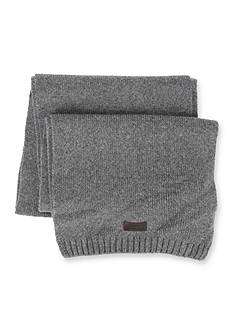 Original Penguin Solid Knit Scarf