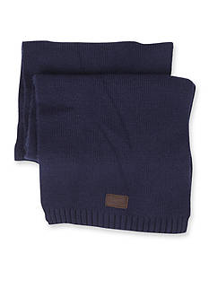 Original Penguin Solid Knit Scarf
