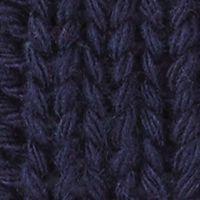 Men's Accessories: Hats & Caps: Dark Sapphire Original Penguin Cable Knit Watch Cap w/ Pom