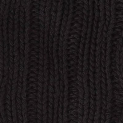 Guys Accessories: Scarves: Black Original Penguin Cable Knit Scarf