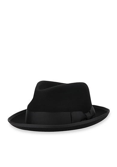 Original Penguin Wool Felt Fedora Hat