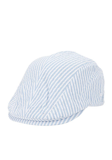 Original Penguin 'Atlantis' Striped Driving Cap