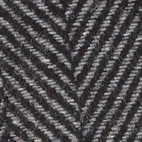 Cold Weather Shop: Gloves: Black Original Penguin Woolen Herringbone/Leather Gloves