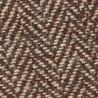 Cold Weather Shop: Gloves: Brown Original Penguin Woolen Herringbone/Leather Gloves