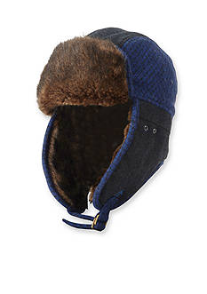 Original Penguin® Wool Trapper Hat