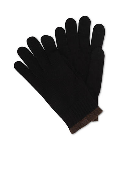 Haggar® Multi Stripe Knit Gloves