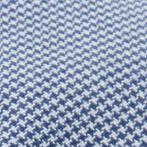 golf apparel: Blue Haggar Houndstooth Seam Driving Cap