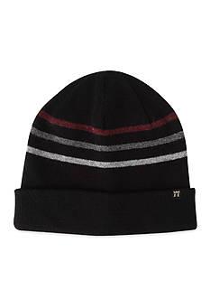 Haggar® Striped Cuffed Beanie Cap