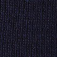 Men's Accessories: Hats & Caps: Midnight Navy Haggar Striped Cuffed Beanie Cap