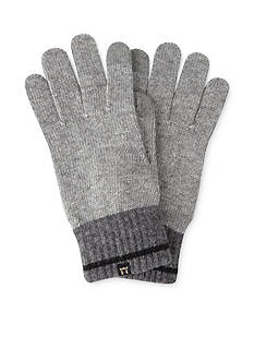 Haggar Striped Gloves