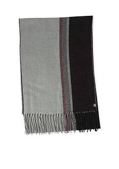 Haggar® Woven Striped Scarf