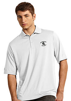 Antigua® Michigan State Spartans Exceed Polo