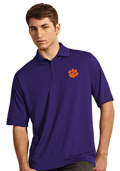 Antigua® Clemson Tigers Exceed Polo