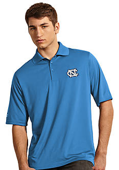 Antigua UNC Tar Heels Exceed Polo