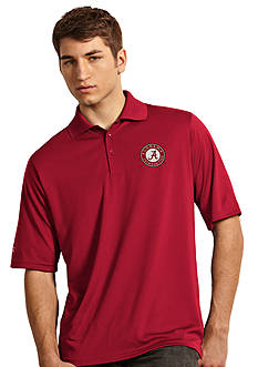 Antigua Alabama Crimson Tide Exceed Polo
