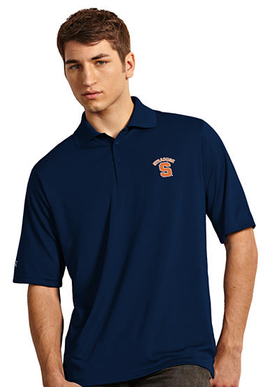 Antigua® Syracuse Orange Exceed Polo