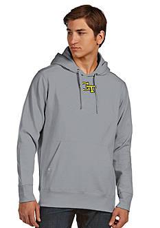 Antigua Georgia Tech Yellow Jackets Men's Signature Hood