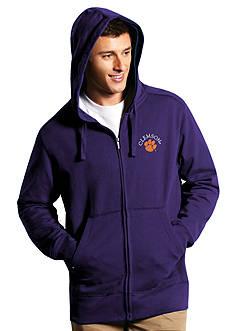 Antigua® Clemson Tigers Full Zip Hood