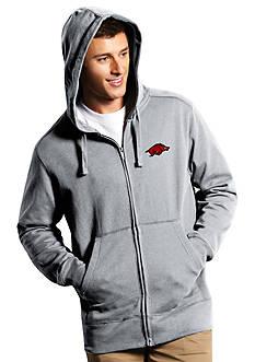 Antigua® Arkansas Razorbacks Full Zip Hood