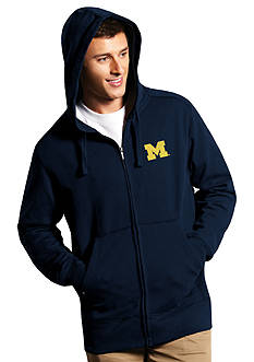 Antigua® Michigan Wolverines Full Zip Hood