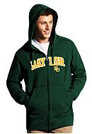 Antigua® Baylor Bears Split Applique Full Zip