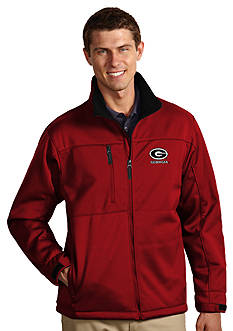 Antigua® Georgia Bulldogs Traverse Jacket