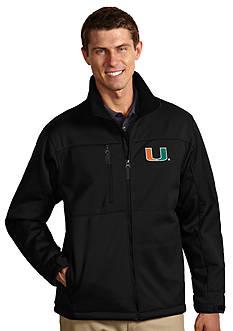 Antigua® Miami Hurricanes Traverse Jacket
