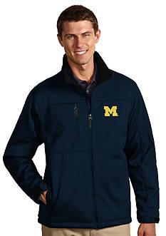 Antigua® Michigan Wolverines Traverse Jacket