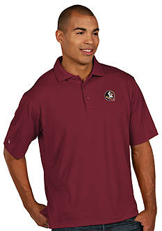 Antigua® Florida State Seminoles Pique Xtra Lite Polo
