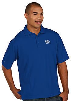 Antigua® Kentucky Wildcats Pique Xtra Lite Polo