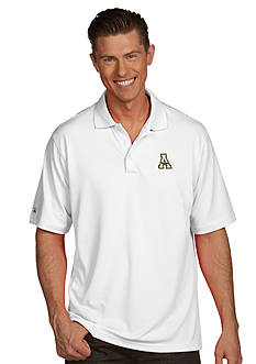Antigua Appalachian State Mountaineers Men's Pique Xtra Lite Polo