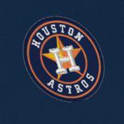 Men: Polo Shirts Sale: Navy Antigua Houston Astros Pique Xtra Lite Polo