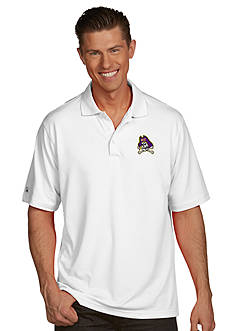 Antigua East Carolina Pirates Men's Pique Xtra Lite Polo