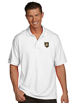 Antigua Army Black Knights Men's Pique Xtra Lite Polo