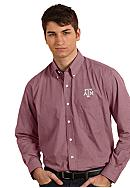 Antigua® Texas A & M  Aggies Focus Woven Shirt