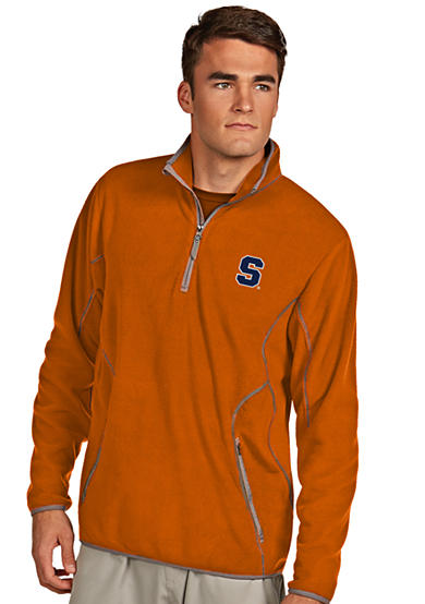 Antigua® Syracuse Orange Ice Pullover