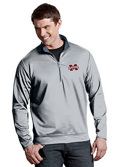 Antigua Mississippi State Bulldogs Leader Pullover