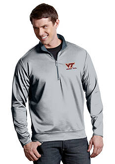 Antigua Virginia Tech Hokies Leader Pullover