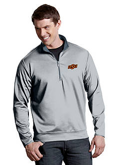 Antigua Oklahoma State Cowboys Leader Pullover