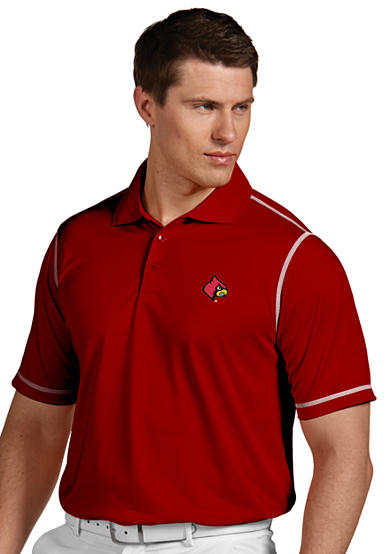 Antigua® Louisville Cardinals Icon Polo