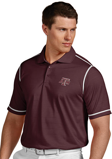 Antigua® Texas A&M Aggies Icon Polo