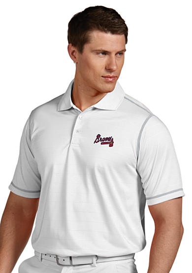 Antigua® Atlanta Braves Icon Polo